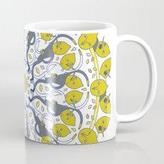 Lemon Wheel Mug