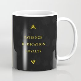 The Badger of Loyalty (Limited 2018) Coffee Mug