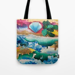 Creations of Light Reflections Tote Bag