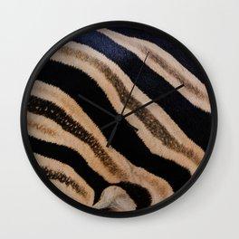 Natural Animal Texture Wall Clock