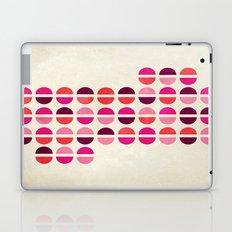 halfsies II Laptop & iPad Skin
