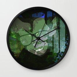 This Dude Pan Wall Clock