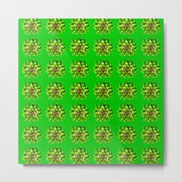 Artichoke Clusters Metal Print