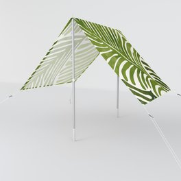 Summer Fern / Simple Modern Watercolor Sun Shade