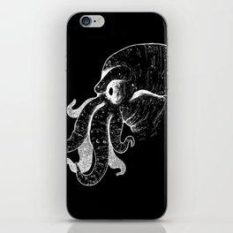 Highly remarkable tentacular monster 2 iPhone Skin