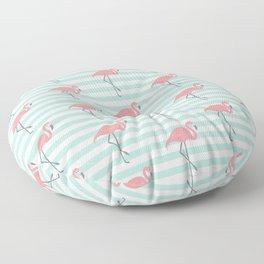 Flamingo pattern Floor Pillow