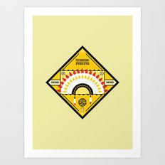 Chicago Print - Natives Art Print