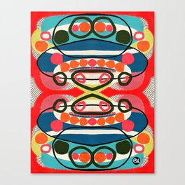 BETTER THAN JEWELS Canvas Print