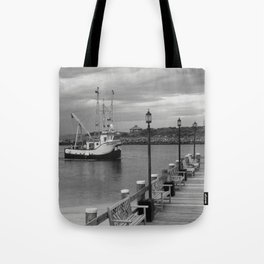 New Species Heading Home Tote Bag