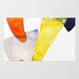 orange-ish Rug