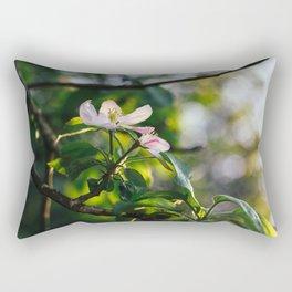 Flowers: I // Oregon Rectangular Pillow