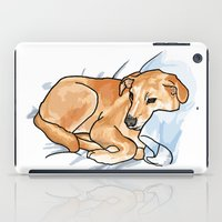leo iPad Cases featuring Leo by Ken Coleman