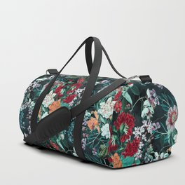 Midnight Garden Duffle Bag