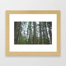 neature Framed Art Print