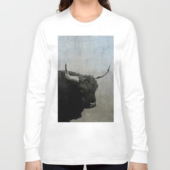 The Lumbering Beast  Long Sleeve T-shirt