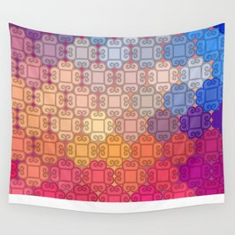 Indian pattern Wall Tapestry