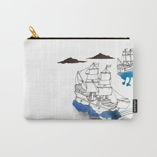Two Lives Carry-All Pouch