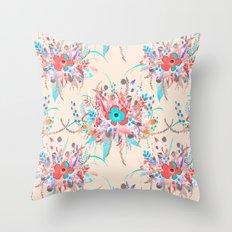 B.T.W.1 Throw Pillow