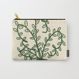 Walking plant Carry-All Pouch