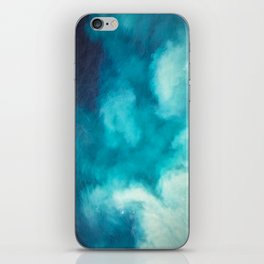 Caribbean Blues iPhone Skin