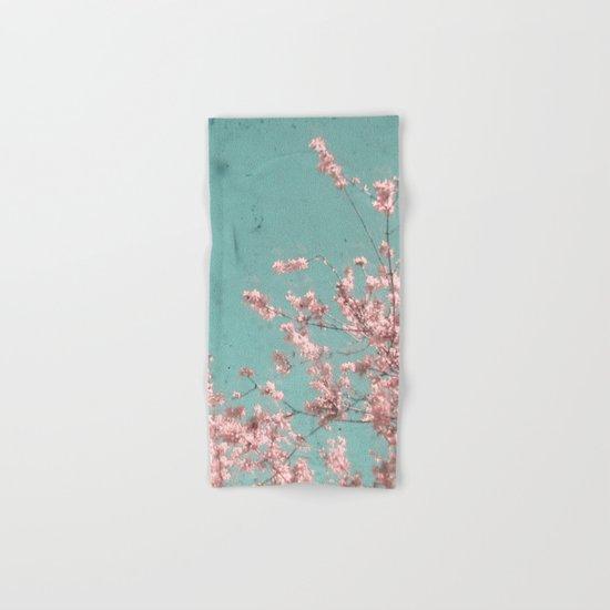 Spring Dream Hand & Bath Towel
