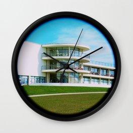 De La Warr Pavilion Wall Clock