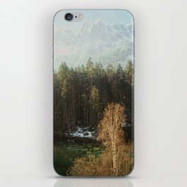 Mountain Nature iPhone Skin