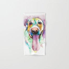 dog#24 Hand & Bath Towel