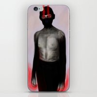 run iPhone & iPod Skins featuring Run by Vanessa Neves