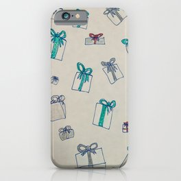 Boxes and Bows iPhone Case