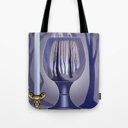 Chalice Fantasy Tote Bag