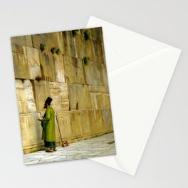 J.L. Gerome The Wailing Wall Stationery Cards