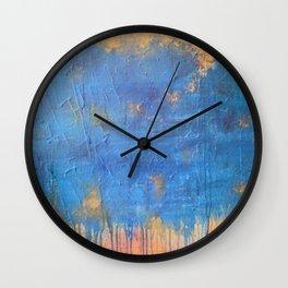 Bright morn Wall Clock