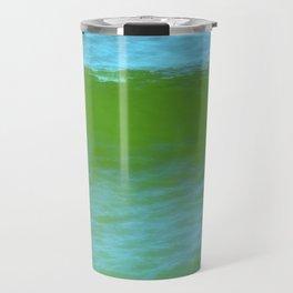Ocean Wave Composite Travel Mug