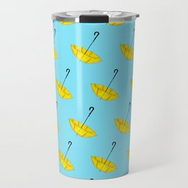 The Yellow Umbrella Travel Mug