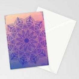 Mild Mandala Stationery Cards