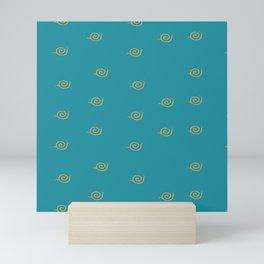 Snails Forever Mini Art Print