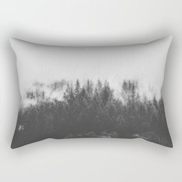 INTO THE WILD III / Black Forest, Germany Rectangular Pillow