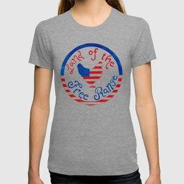 Land of the Free Range T-shirt