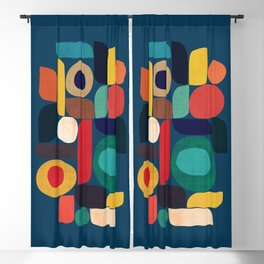 Miles and miles Blackout Curtain