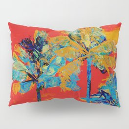 Mary's Palm Trees Pillow Sham