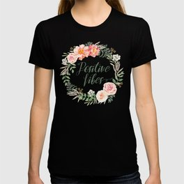 Woodland wreath T-shirt