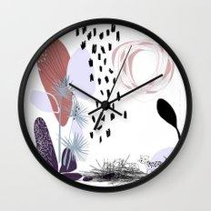 jaguatirica Wall Clock