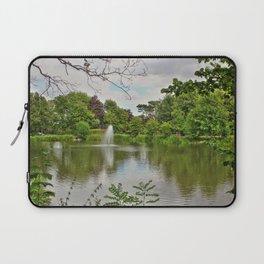 Lake Reflections Laptop Sleeve