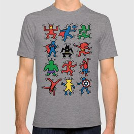 Keith Superheroes T-shirt