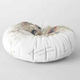 Stand of Sacrifice Floor Pillow