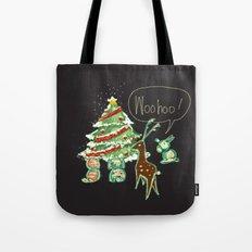Woohoo Christmas! Tote Bag