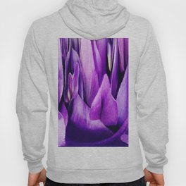 305 - Flower Mountains abstract design Hoody