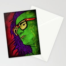 Skrillex Stationery Cards