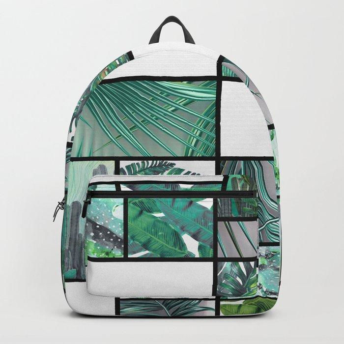 cool tropic Backpack